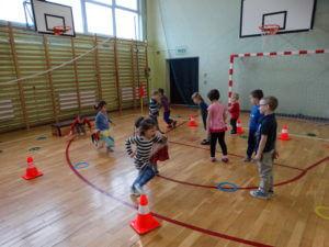 Ferie dla przedszkolaków na sportowo