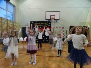 Pokazy tańca nowoczesnego